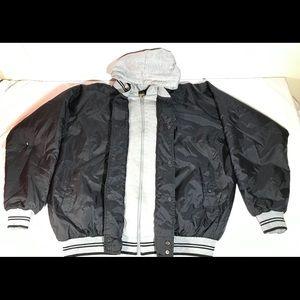 Vintage Cabela's Men's XL Baseball Jacket Hooded